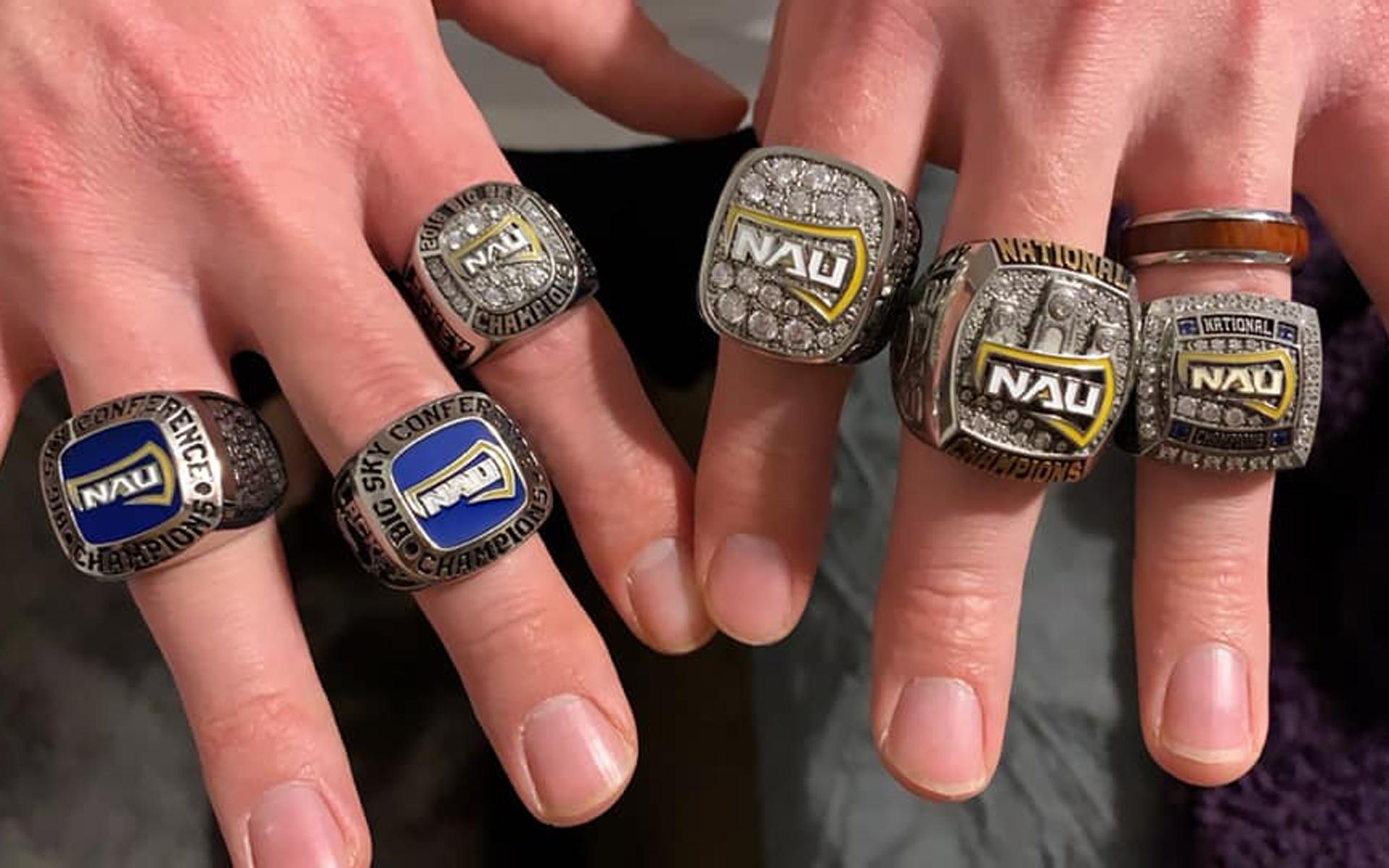 NAU Track & Field/XC Team are National Champions Again!